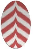 rug #238280 | oval popular rug