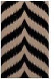 rug #238421    black stripes rug