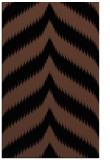 rug #238425 |  black graphic rug