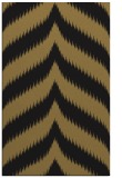 rug #238429 |  brown graphic rug