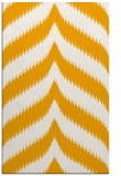 rug #238745 |  light-orange graphic rug