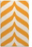 rug #238757 |  light-orange graphic rug