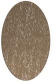 rug #241729   oval beige natural rug
