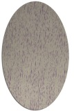 rug #241757 | oval purple natural rug