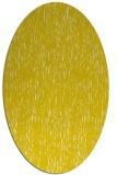 rug #241877 | oval white natural rug
