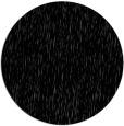 rug #242289 | round black natural rug