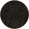 rug #242301 | round mid-brown natural rug