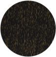 rug #242397 | round black natural rug