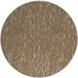 rug #242433 | round mid-brown natural rug