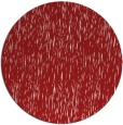rug #242529 | round red natural rug