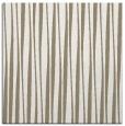rug #242985   square white stripes rug