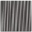 rug #243185 | square orange stripes rug