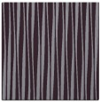 rug #243221 | square purple stripes rug