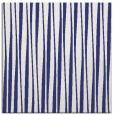 rug #243265 | square blue rug