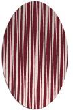 rug #243549 | oval popular rug