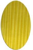 rug #243616   oval stripes rug