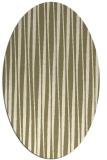 rug #243647 | oval stripes rug