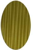 rug #243657 | oval light-green popular rug