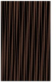 rug #243705 |  brown stripes rug