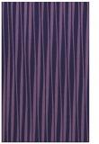 rug #243785 |  purple stripes rug