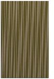 rug #243809 |  mid-brown stripes rug