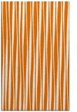 rug #243881 |  orange stripes rug