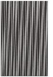rug #243889 |  orange stripes rug