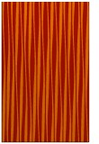 rug #243933 |  red stripes rug
