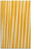 rug #244025 |  light-orange stripes rug