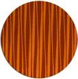 rug #244359 | round stripes rug