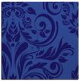 rug #244849 | square blue-violet damask rug