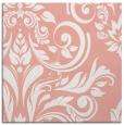 rug #244965 | square pink damask rug