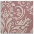 rug #245085 | square pink damask rug