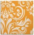 rug #245093 | square light-orange damask rug
