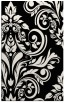 rug #245453 |  white damask rug
