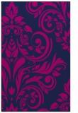 rug #245477 |  blue damask rug