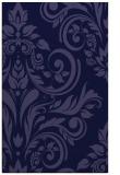 rug #245533 |  blue-violet rug