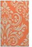 rug #245645 |  beige damask rug