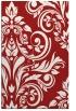 rug #245697 |  red rug