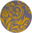 rug #246116   round damask rug
