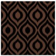 rug #250041 | square brown animal rug