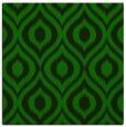 rug #250093 | square green animal rug