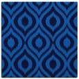rug #250193 | square blue natural rug