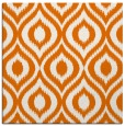 rug #250217 | square orange natural rug