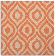 rug #250221 | square orange animal rug