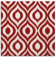 rug #250273   square red animal rug
