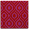 rug #250277   square red animal rug