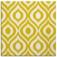 rug #250325 | square yellow animal rug
