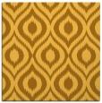 rug #250329 | square yellow natural rug