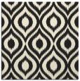 rug #250333 | square black animal rug